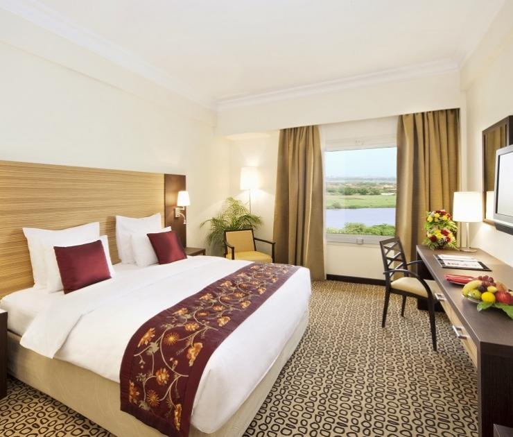 Executive Suite Coral Khartoum Hotel