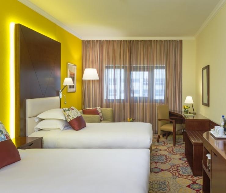 Club Rooms Coral Dubai Deira Hotel