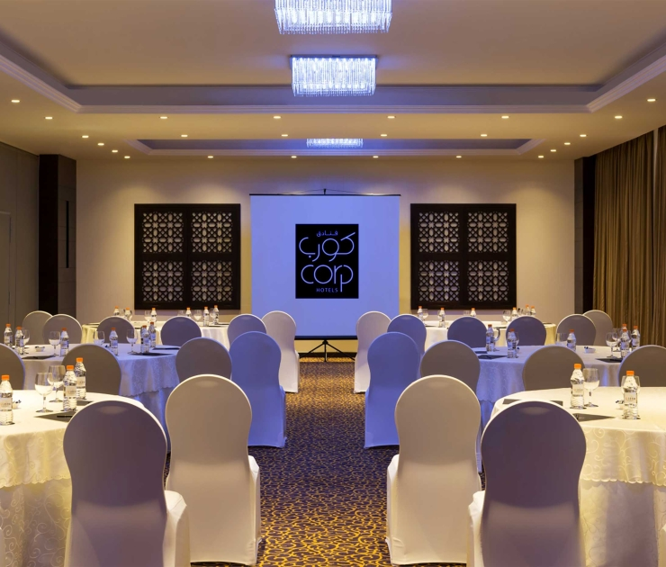 Corp Amman Hotel Events