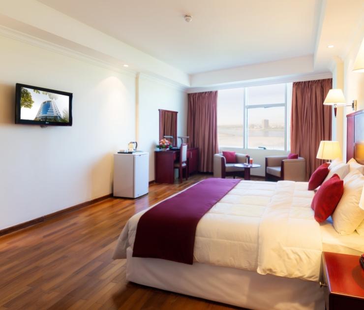 Junior Suite EWA Khartoum Hotel