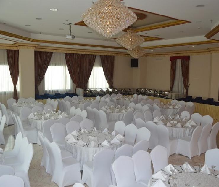 Meeting and Events Venue at Coral Al Ahsa Hotel