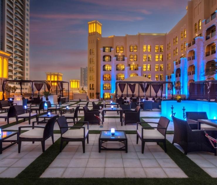 فندق باهي قصر عجمان صالة النجوم