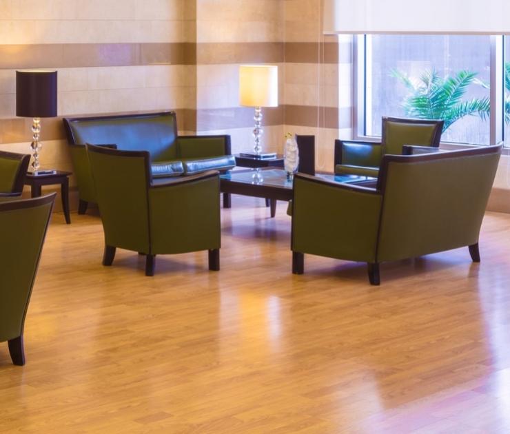 Corp Amman Hotel Snug Lobby Café