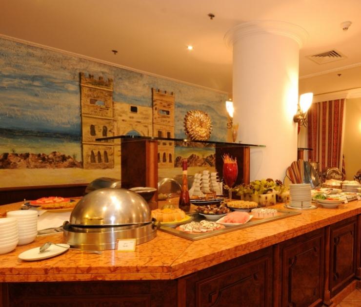 Coral Port Sudan Hotel Suakin Restaurant