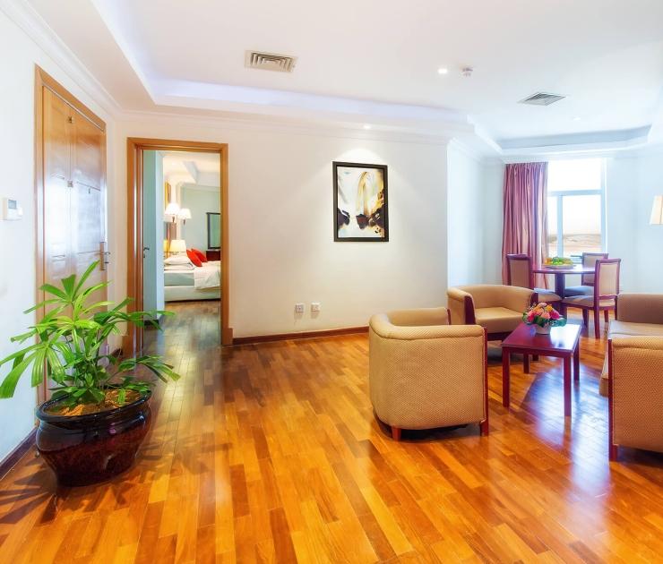 One Bedroom Apartment EWA Khartoum Hotel